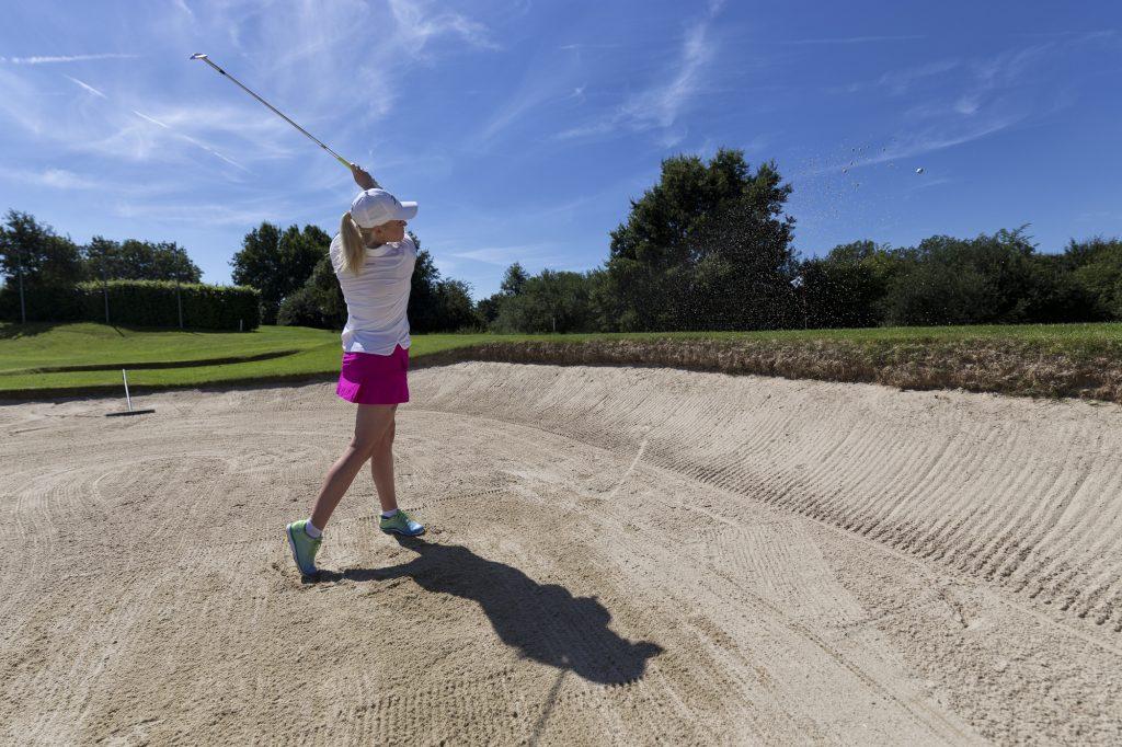 Golfprinzessin Vanessa Simon