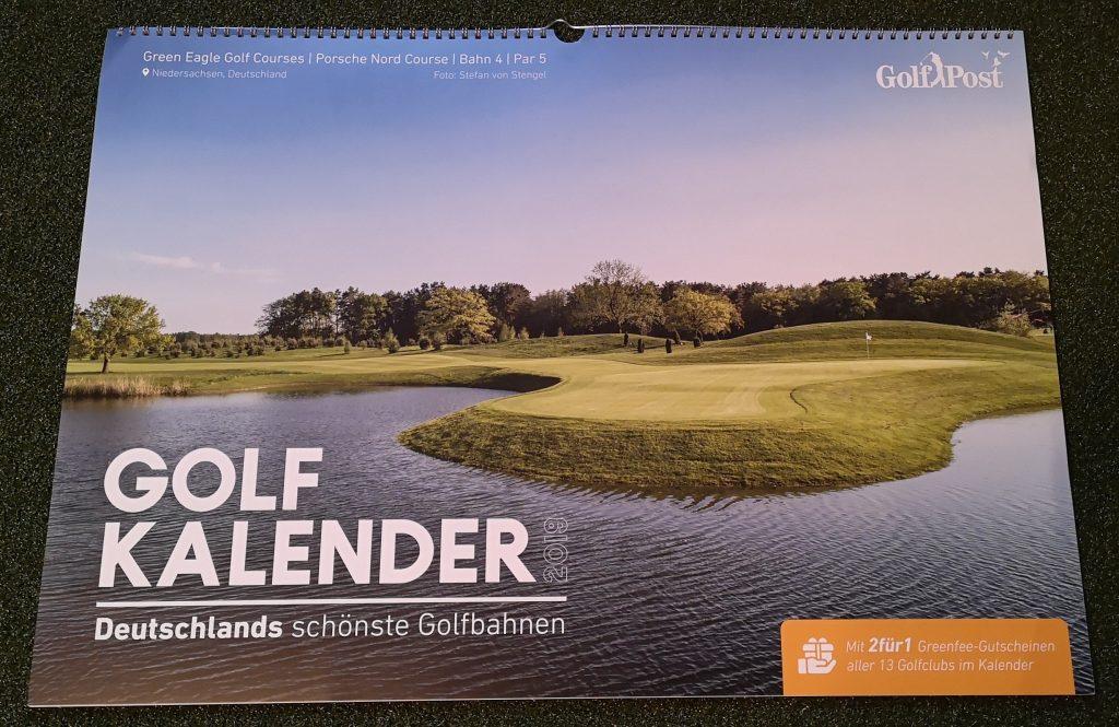 golf post kalender 2019 heidegolfer der blog f r otto. Black Bedroom Furniture Sets. Home Design Ideas